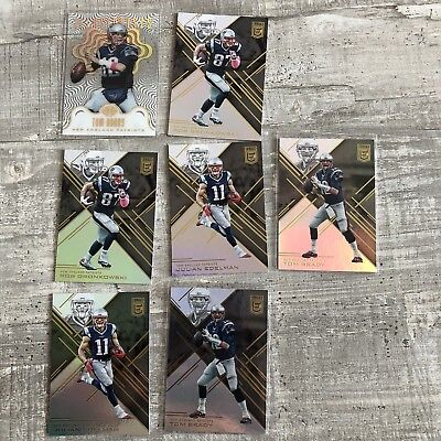 nfl trading cards Inserts/Parallels/Base (Tom Brady! Future HOF)