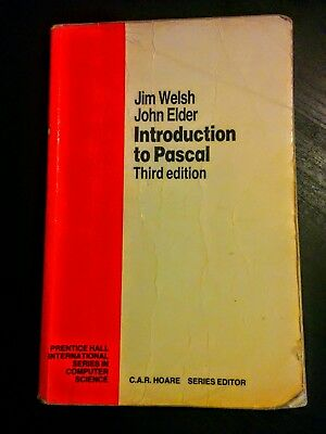 Introduction to Pascal Third Edition (Computer Programming)