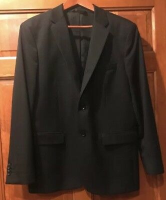 Banana Republic Mens Tailored Fit Suit (Jacket 42 short and Pants 34x30)
