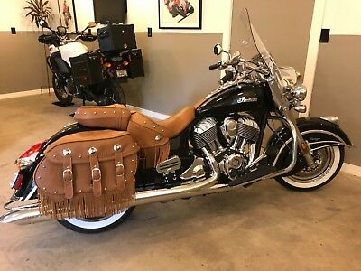 2017 Indian Indian  Indian Chief Vintage 2017 800 miles