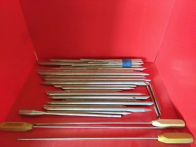 Used Splicing Fids and Pusher Tools for Rope