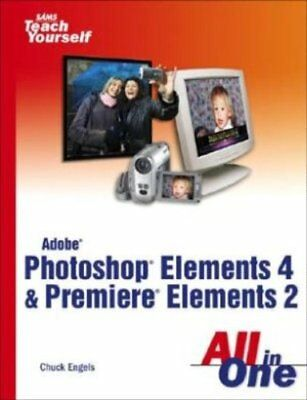 Adobe Photoshop Elements 4 and Premiere Elements ... by Engels, Chuck 0672328763