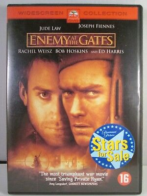 Enemy At The Gates (2001) Jude Law - Ed Harris
