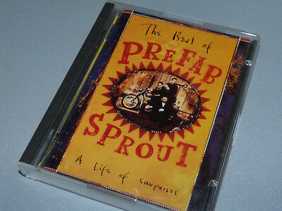 MiniDisc  - Prefab Sprout ‎– The Best Of Prefab Sprout  - A Life Of Surprises