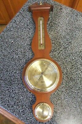 Beautiful Vintage Barometer, Weather Station