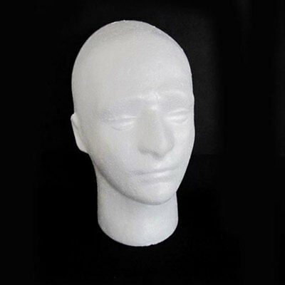 Wig Display Stand Mannequin Dummy Head Hat Cap Hair Holder Stable Tool Hair Care