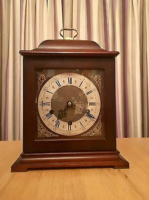 Antique Smiths Bracket Clock Westminster Chimes