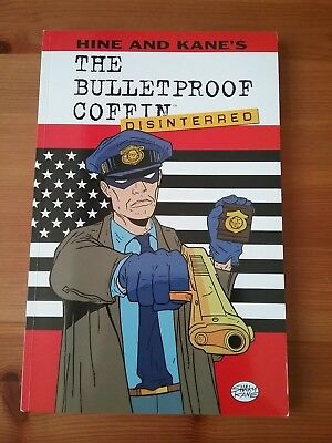 US IMAGE Comics THE BULLETPROOF COFFIN DISINTERRED -TPB SAMMELBAND