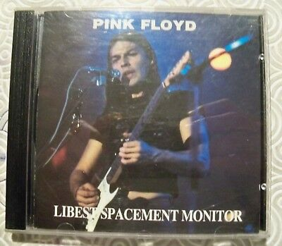 """Pink Floyd """"Libest Spacement Monitor"""" Cd Live London Playhouse 1970 Swingin Pig"""