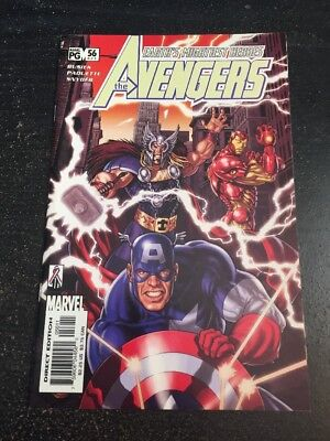 Avengers#56 Incredible Condition 9.4(2002) Cool!!