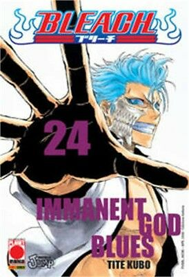 Planet Manga - Bleach 24 - Ristampa - Nuovo !!!