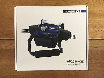 Zoom PCF-8 - Protective Case for Zoom F8 Field Recorder - used once!