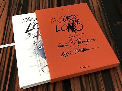 The Curse of Lono by Hunter S. Thompson - TASCHEN - Limited Edition # 980/1000