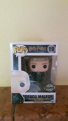Figuren Pop Harry Potter: Draco Malfoy Quidditch Funko