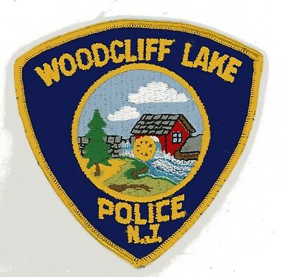 Woodcliff Lake Police Department New Jersey Variation 2
