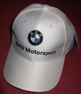 Original BMW Motorsport – Team Cap – Unisex – Art.-Nr. 80 16 2 285 866 - Neu