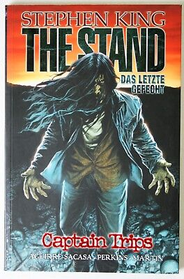 The Stand - Band 1: Captain Trips - NP 16,95 Euro