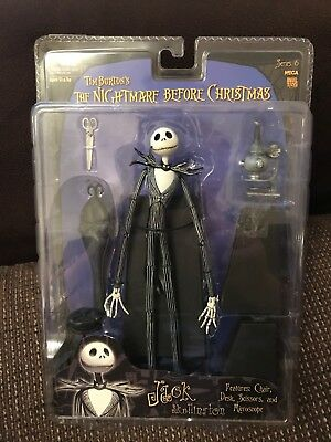 nightmare before Christmas figures, jack skellington
