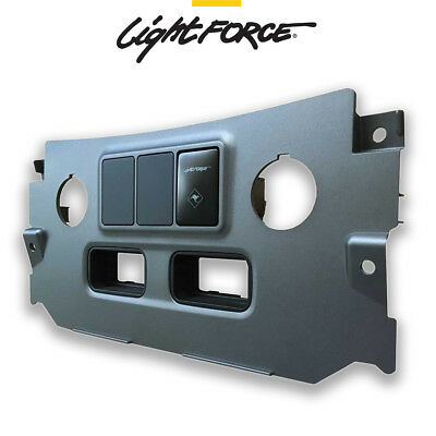 Lightforce Switch Fascia Panel Kit To Suit Holden Colorado My17 2017 Onwards