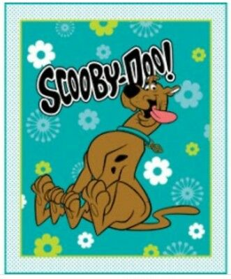 Scooby Doo Quilt Panel * Super Silly Dog * New *  In Stock * Free Post *