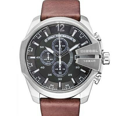 where to buy outlet online hot sale online DZ4290 OROLOGIO DIESEL Mega Chief Uomo Alimentazione Al ...