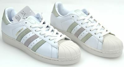 check out 97753 a6580 Adidas Donna Scarpa Sneaker Casual Tempo Libero Pelle Art. Bb2142 Superstar  W