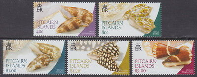 PITCAIRN ISLANDS - 2003 Conus Shells (5v) - UM / MNH