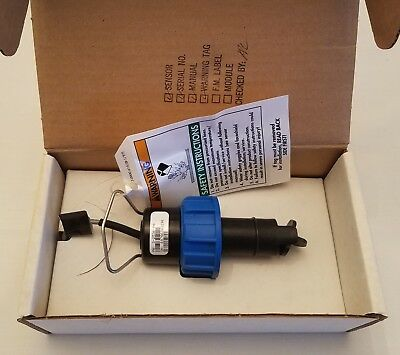 NEW GF Signet, 32536P0, 3-2536-P0, 198840143, Lo Flow Paddle Wheel Flow Sensor