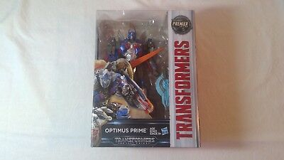 Transformers Premier Edition Voyager Class The Last Knight Autobot Optimus Prime
