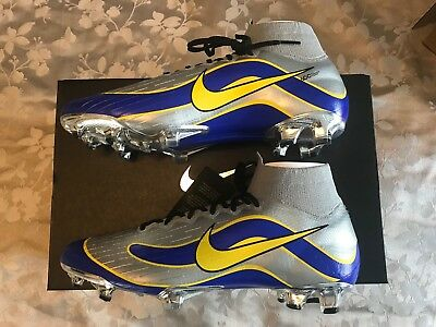 the best attitude 852be f2638 IN HAND! NIKE Mercurial Superfly 360 Elite FG 1998 Heritage - UK 9.5 US 10.5