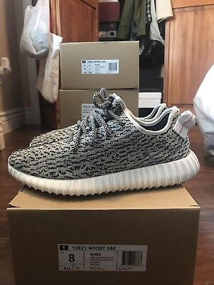 cce29e24c73dc ADIDAS YEEZY BOOST 350 Turtle dove Size 8 V1 V2 Kanye west Vnds ...
