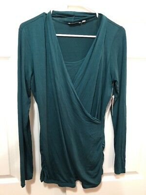 76fd06c0a0608 Momzelle Nursing Shirt Size M Medium Breastfeeding Top Audrey New With Tags