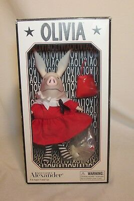 Madame Alexander Olivia The Pig Doll 2002 New In Box