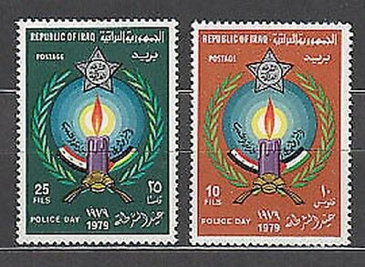 Iraq - Mail Yvert 892/3 Mnh Rights of the man
