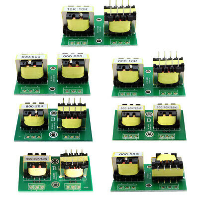 Unbalanced and Balanced Convertor Permalloy Audio Isolation Transformer Board
