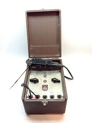 Vintage Philips Medical Cautery Machine