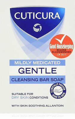 Mildly Medicated Soap 100g (Pack of 6)