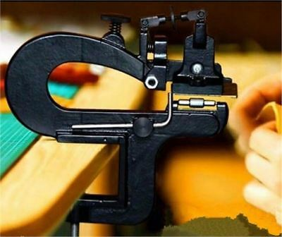 Skiver Leather Craft Edge Skiving Machine Leather Splitter New Paring Machine
