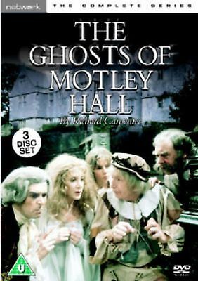 Ghosts of Motley Hall: The Complete Series (Box Set) [DVD]