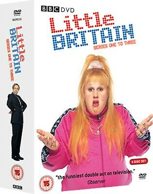 Little Britain: Series 1-3 (Box Set) [DVD]