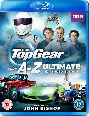 Top Gear: From A-Z - The Ultimate Extended Edition [Blu-ray]