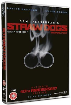 Straw Dogs (40th Anniversary Edition) [DVD]