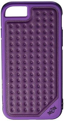 """10 X Defence Lux Cases by X-Doria for iPhone 6S and 6 (4.7"""" Screen) Purple"""