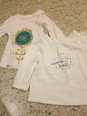 baby girl long sleeve top Size 1