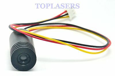 18x45mm Focusable 60mW 980nm Infrared IR Laser Diode Module w TTL 0-15KHZ