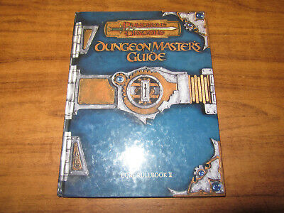Dungeons and Dragons - Core Rulebook II: Dungeon Master's Guide