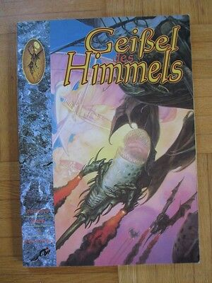 Earthdawn GEIßEL DES HIMMELS – DEUTSCH - FASA FANPRO Barsaive Fantasy Production