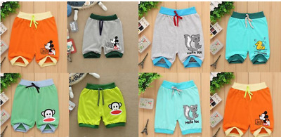 baby Boys clothes  summer short pants daily kids random colors