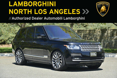 Land Rover Range Rover  *Range Rover *Autobiography *Supercharged *DVD's