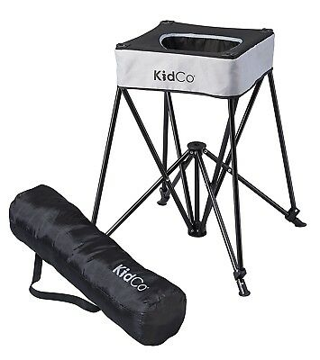 KidCo Dine Pod Portable High Chair with Case - Folds easily - NEW, damaged box.